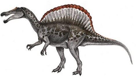 Dinosaure Omnivore Crétacé