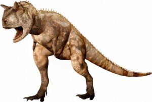 Dinosaures Carnivores Cretace