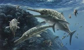Dinosaures Marins