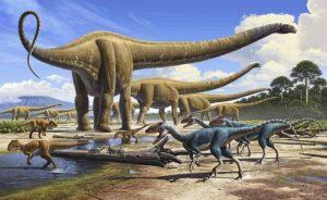 Dinosaures Terrestres