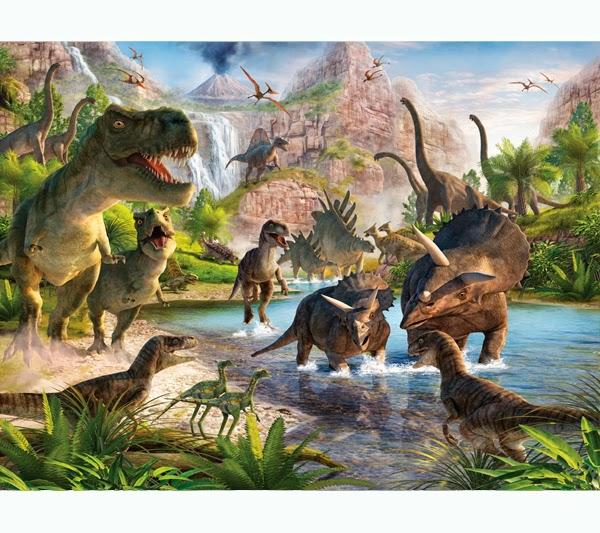 comment-etait-lecosysteme-ou-vivaient-les-dinosaures